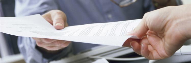 Выписка из реестра плательщиков НДС